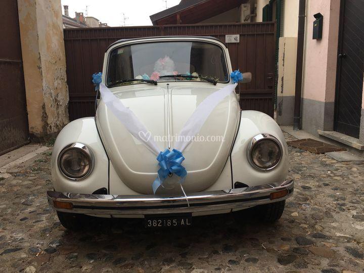 La macchina della Sposa