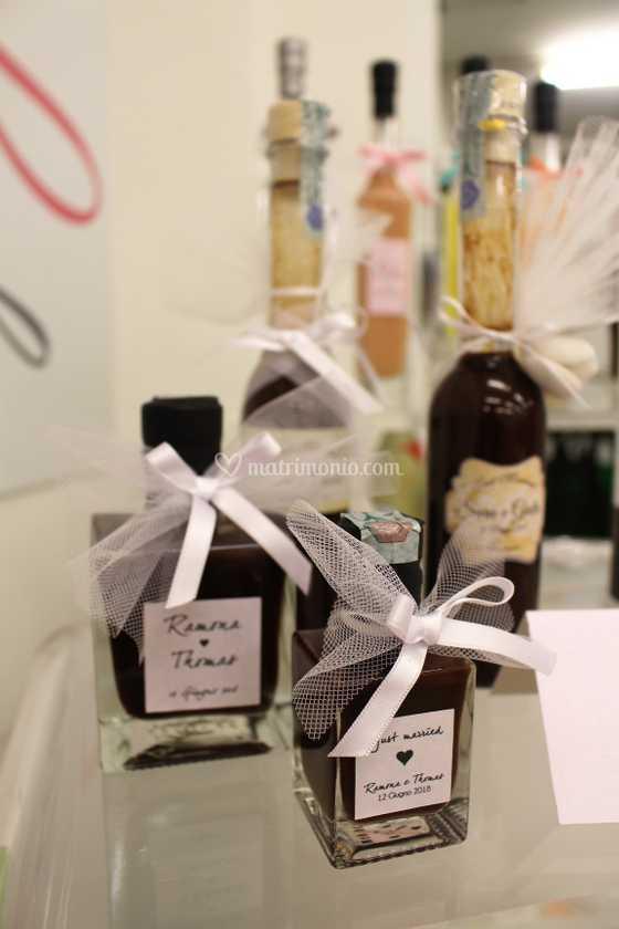 Bomboniere Matrimonio Liquore.Liquori Al Cioccolato Di Bomboniere Food Foto 45