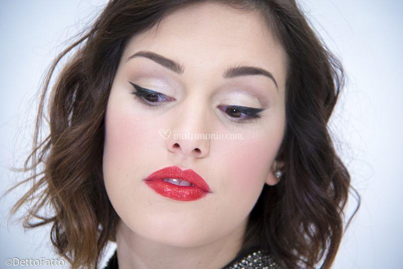 Alioscia Mussi Make Up Artist