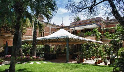 Villa Chiaramonte Bordonaro 1