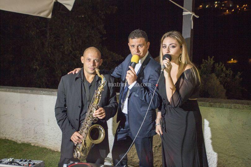 Trio - DeeJay-Sax-Cantante