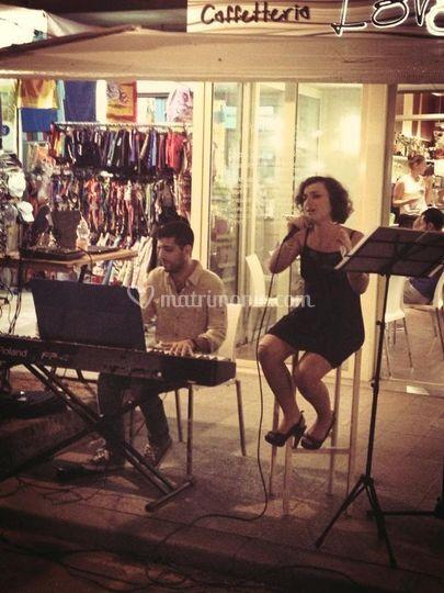 Duo acustico piano-voce