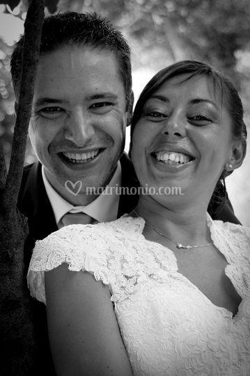 Stefano e Aline