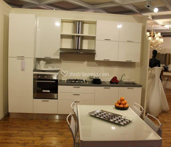 Cucina moderna di mobilya megastore foto 4 for Mobilya caserta