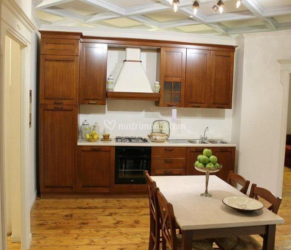 La cucina classica di mobilya megastore foto 12 for Mobilya caserta