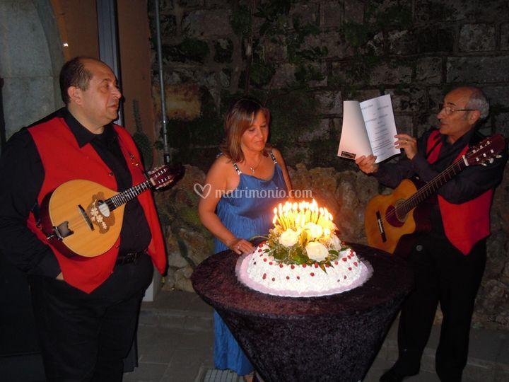 Compleanno ad Avellino