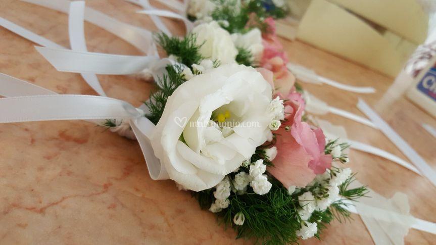 c97bb9c28f7a Bloom Arte Floreale Braccialetto lisianthus