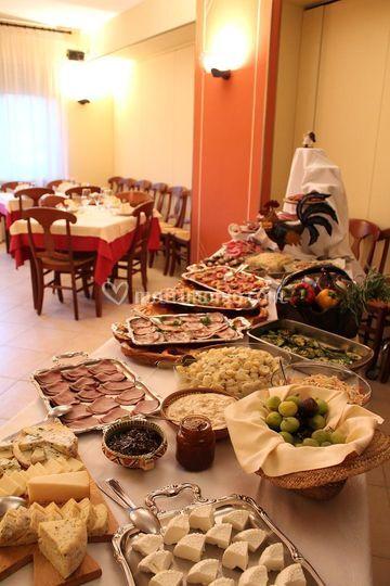 Idea di buffet