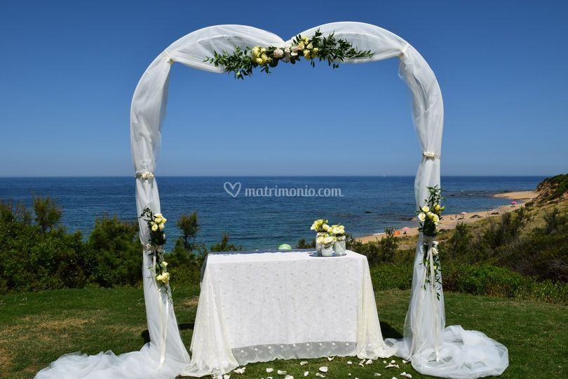 Arco Matrimonio