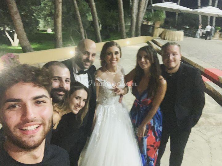 Matrimonio Giusy e Giovanni