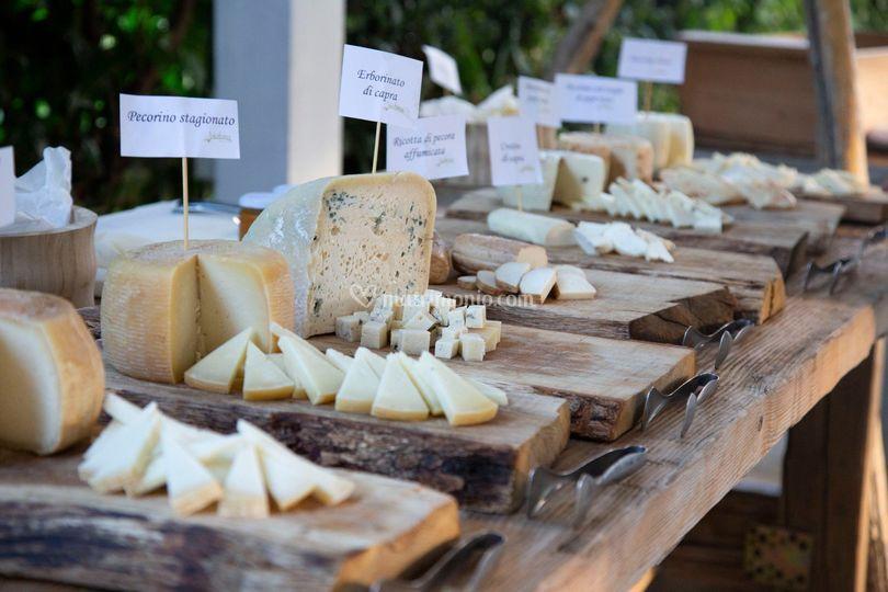 Angolo dei formaggi