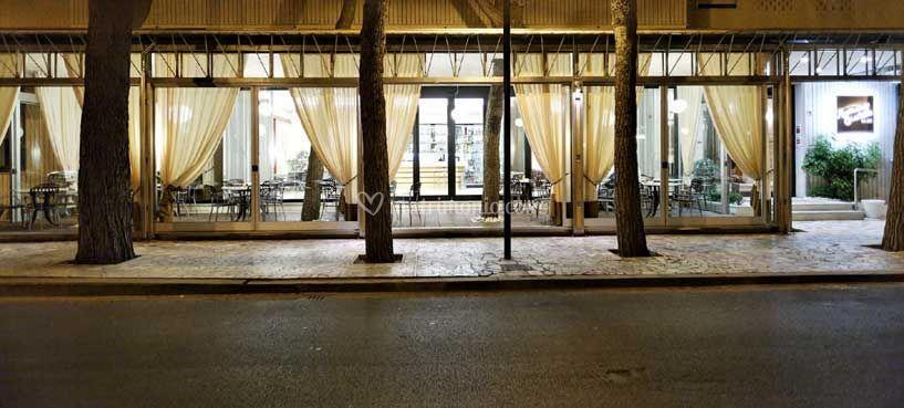 Bar Hotel Cristallo