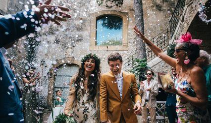 Le nozze di Simona e Monder