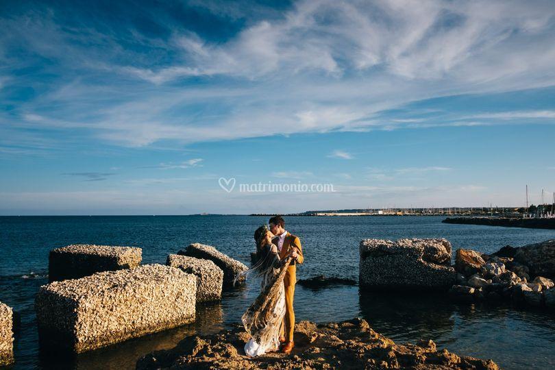 Wedding in Sicily - Marzamemi
