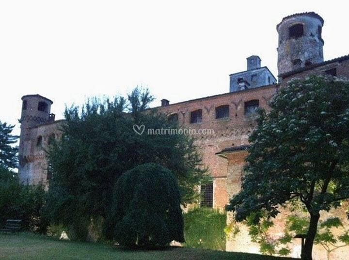 Luci castello