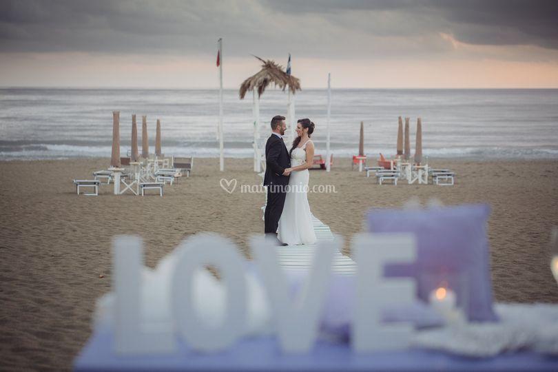 Tableau Matrimonio Spiaggia : Oleandri wedding paestum