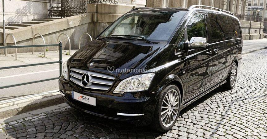 Mercedes Viano anno 8 posti
