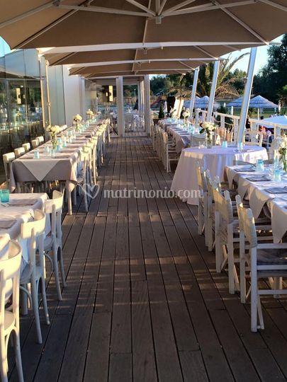 Matrimonio Civile Spiaggia Toscana : Amalia laghi