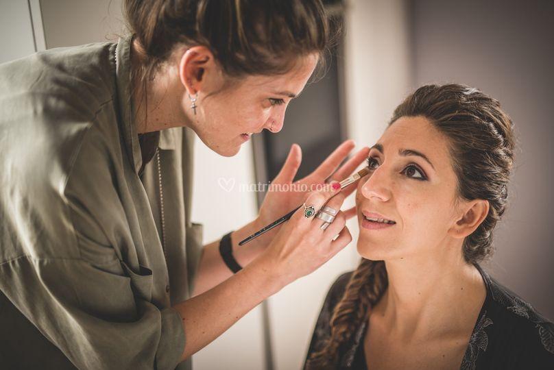 Jessica Lacchia Make-Up Artist