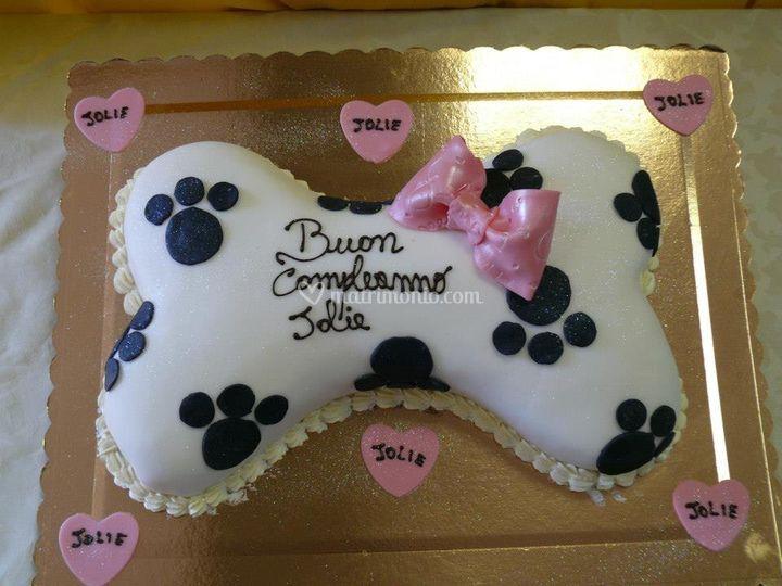 Torta Di Compleanno Cane Di Pasticceria Due Emme Foto 18