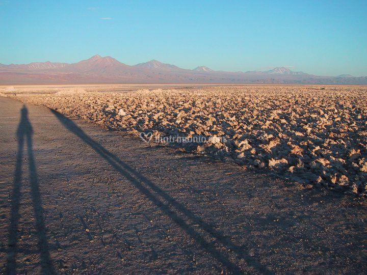 Il Deserto di Atacama in Cile