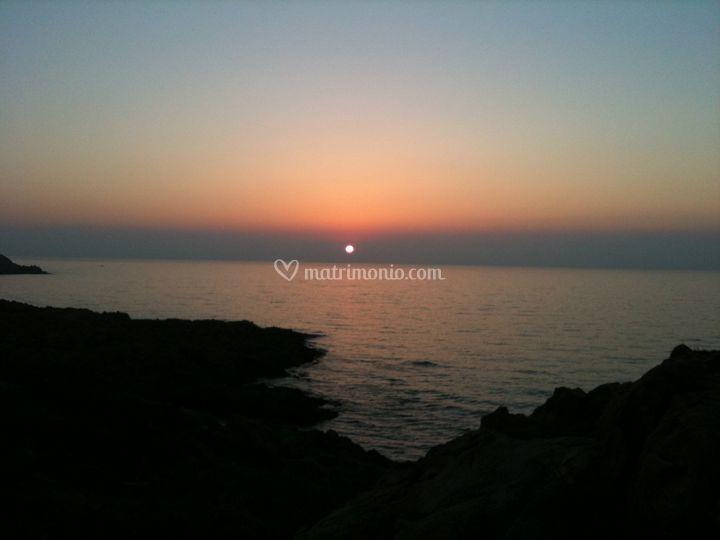 Sappiamo guidare i vostri occhi verso i tramonti più spettacolari