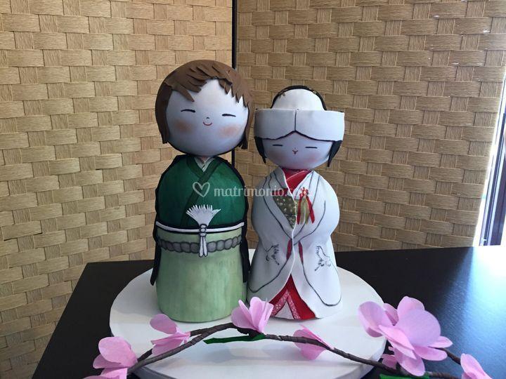 Topper torta handmade