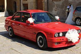 La BMW Rossa di Simone