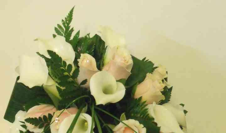 Bouquet rose talea e calle