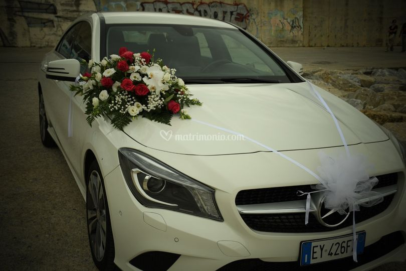 Mercedes Cla a disposizione