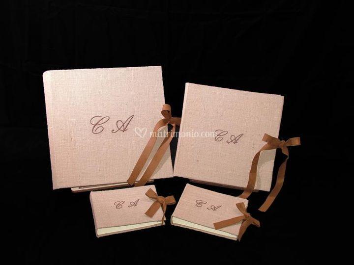 Set album nozze e bomboniere