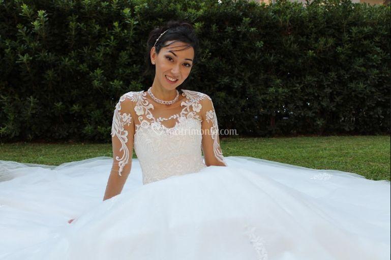 Trucco sposa real wedding
