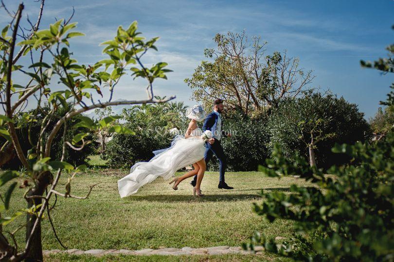 Creative Wedding Reportage