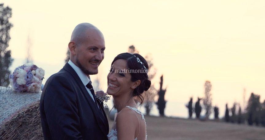 Stefano e Serena
