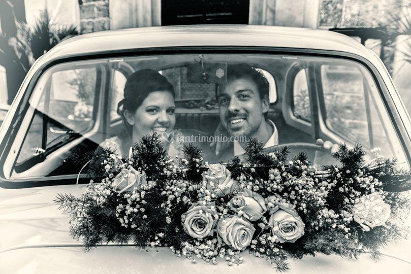 Arianna e Stefano