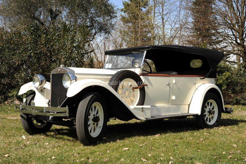 Fiat 520 Torpedo (1927) di Dream Service