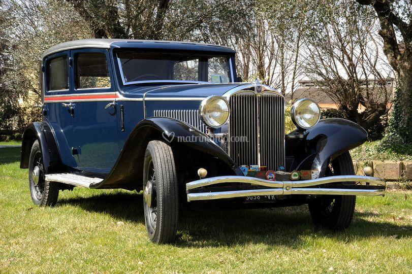 Bianchi S5 Viareggio (1932)