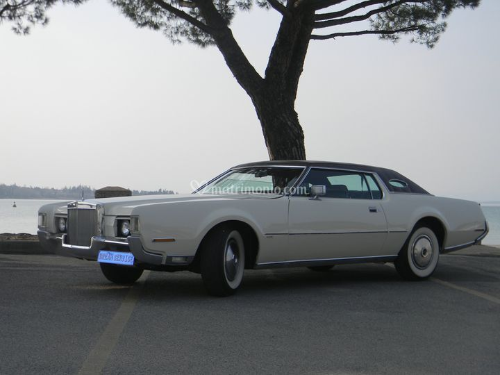 Lincoln Mark IV (1972)