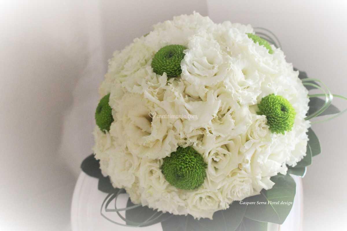 Bouquet Sposa Lisianthus.Bouquet Sposa Lisianthus Di Gaspare Serra Flowers Designer