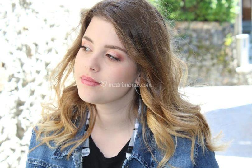 Make-up delicato