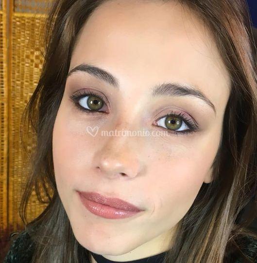 Make-up elegante