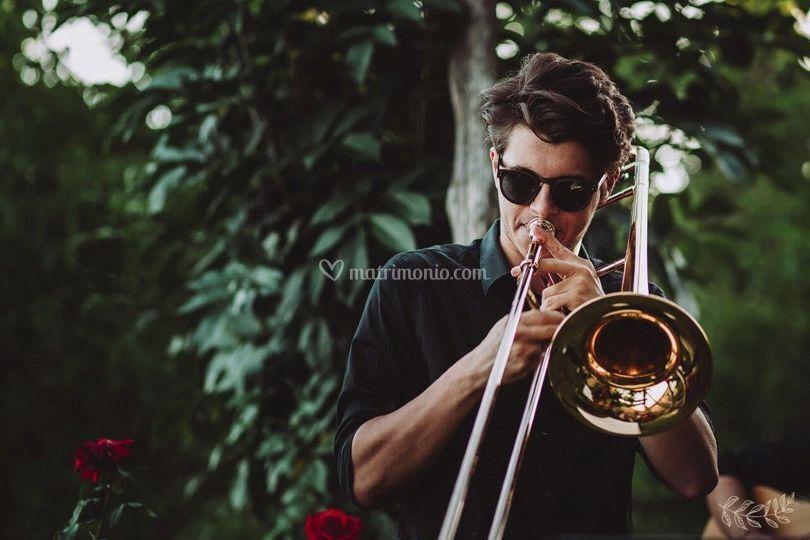 Mr. Trombone Man