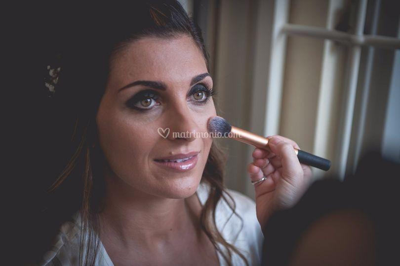 Sara Romagnoli Make Up