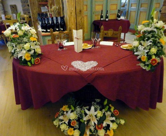 Maso del brenta for Sala degli sposi