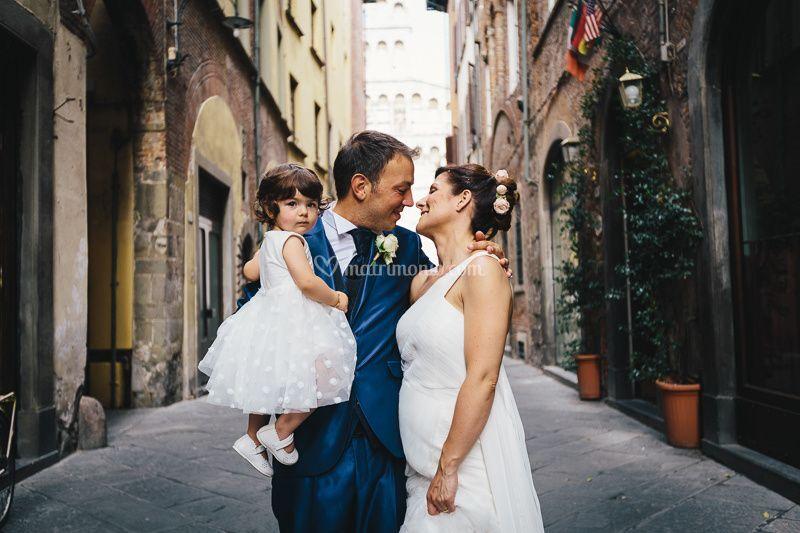 Matrimonio Lucca