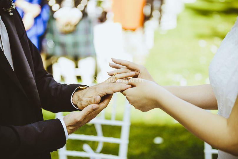 Matrimonio a Villa Bernardini