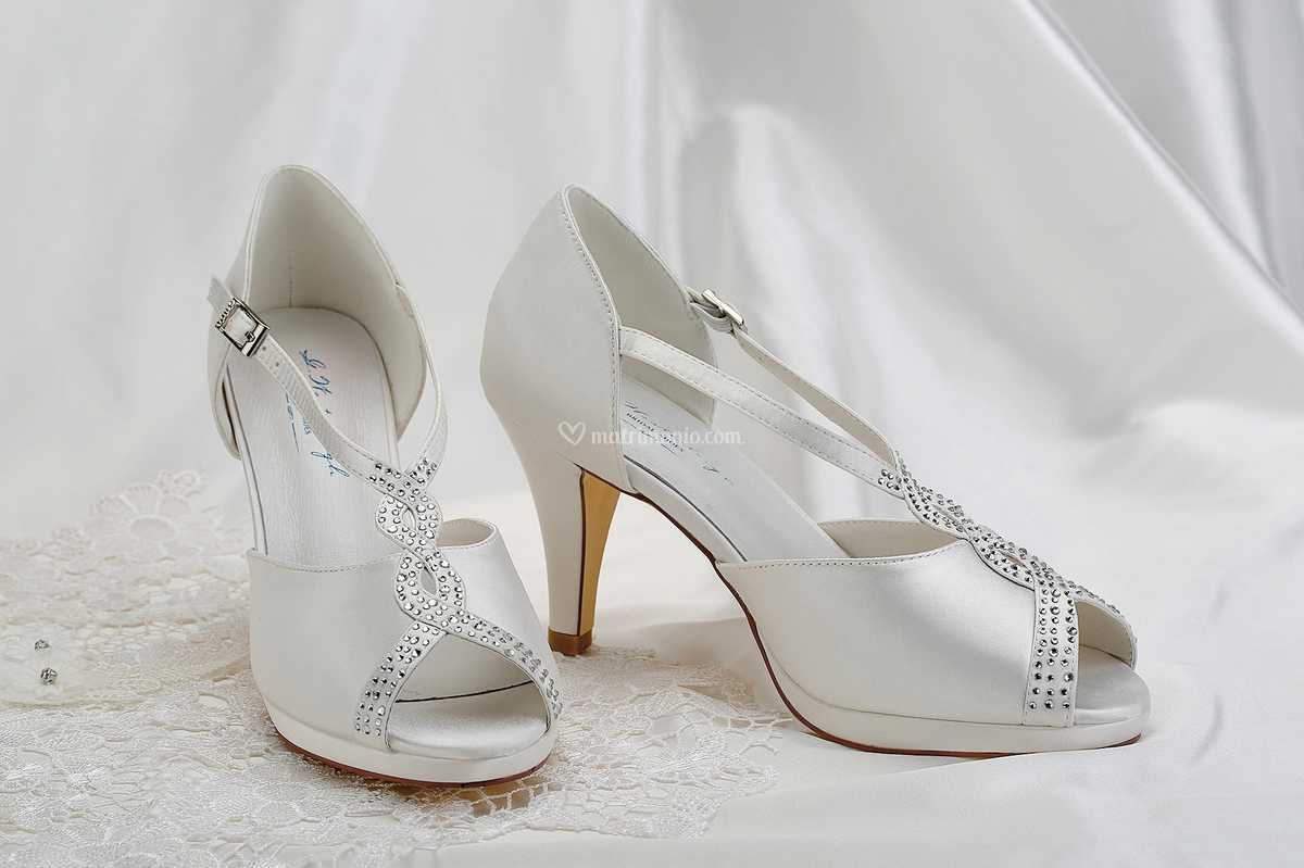 Scarpe Da Sposa Como.Scarpe Da Sposa Comode Di Sposatelier Foto 134
