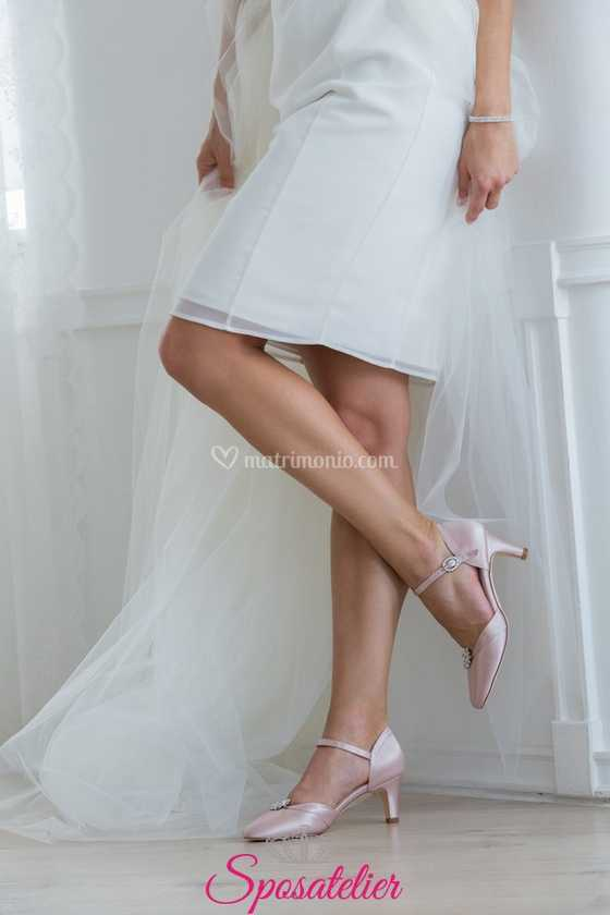 Scarpe Sposa Brescia.Scarpe Sposa 2020 Di Sposatelier Foto 88