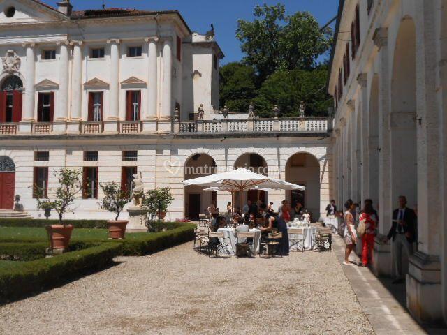 Aperitivo in Villa Veneta