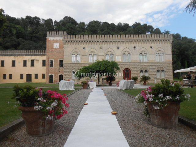 PWDJ @ Castello di Lispida